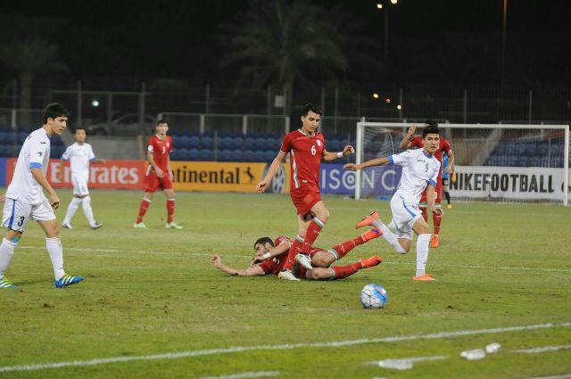 ایران 2 - ازبکستان 0 / جوانان ایران به جام جهانی صعود کردند + تصاویر
