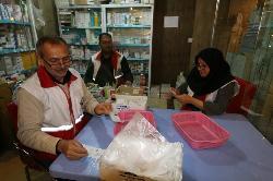مراجعه بیش از 1500تن به درمانگاه صحن حضرت زهرا(س)/ همکاری با کادر پزشکی کشور عراق