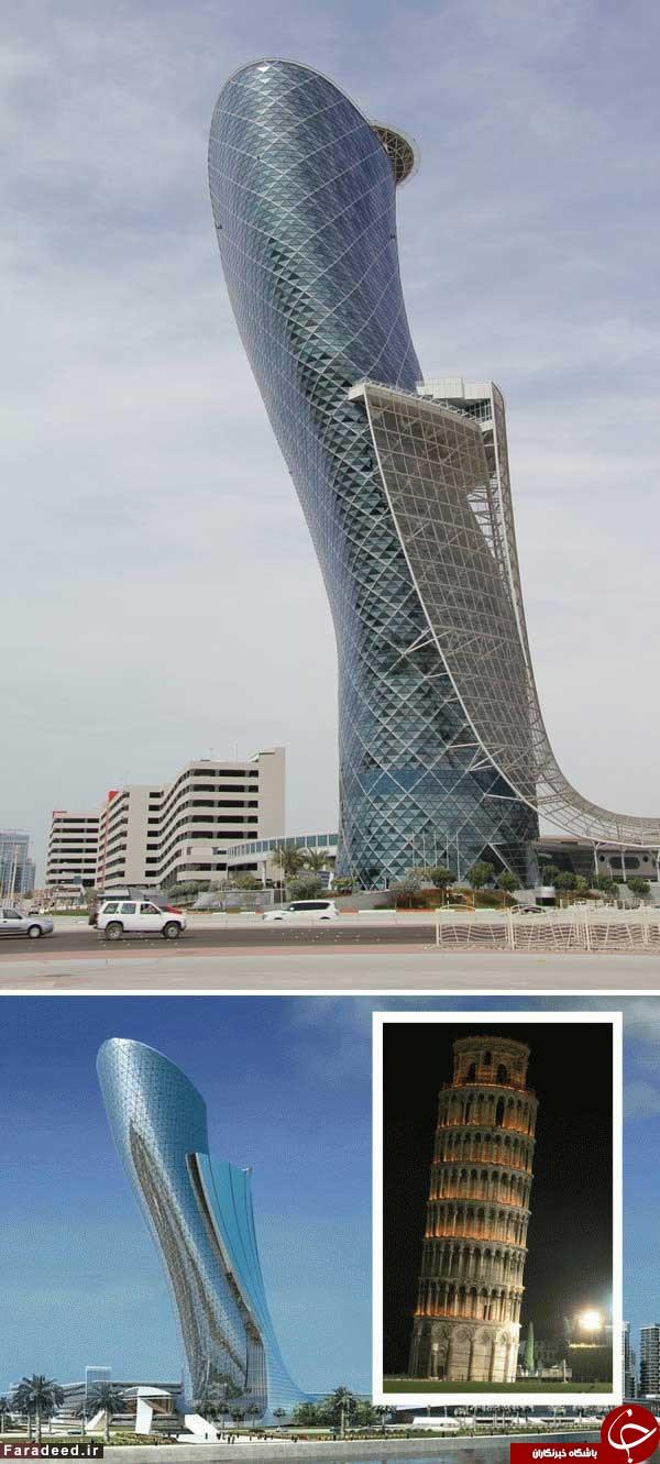 10 بنایی که بشر هرگز فکر ساختنش را هم نمیکرد !