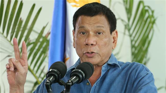 رئیس جمهور فیلیپین: دیگر نیازی به نظامیان خارجی نداریم/ آمریکاییها مانند سگ با ما رفتار نکنند