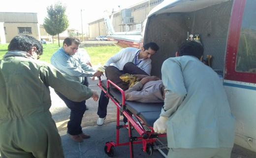 مجروح شدن جوان لرستانی بر اثر حمله خرس