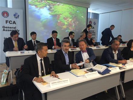 باقرزاده عضو هیات رییسه کنفدراسيون شمشیربازی آسیا باقی ماند