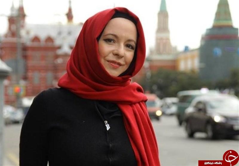 دخترمسلمان روس: حجاب عین است/ مشکل نسل جدید ایران