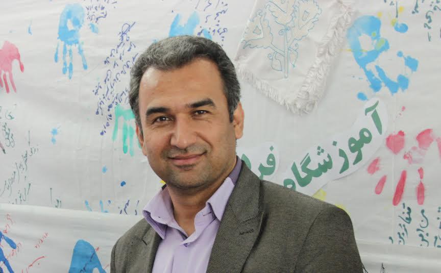 نادر موسوی (مسئول خانهی کوک افغانستان در ایران و سردبیر ماهنامهی کودکان آفتاب)