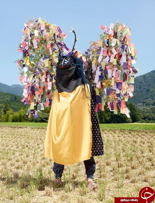 این لباسهای عجیب و غریب مختص ژاپنیهاست +تصاویر
