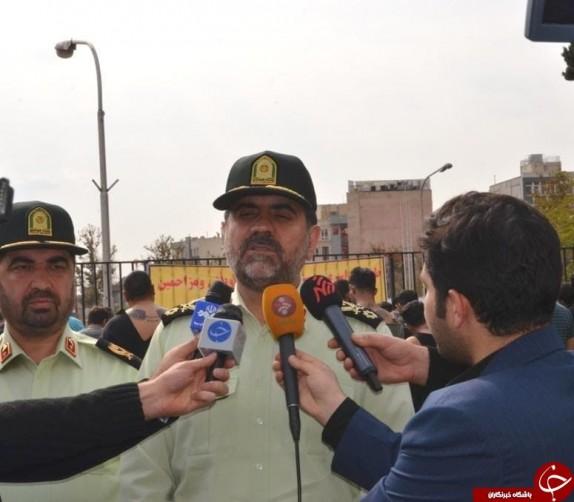 باشگاه خبرنگاران - دستگیری 120 مخل نظم و امنیت عمومی در پاتک شبانه پلیس پایتخت+ جزییات