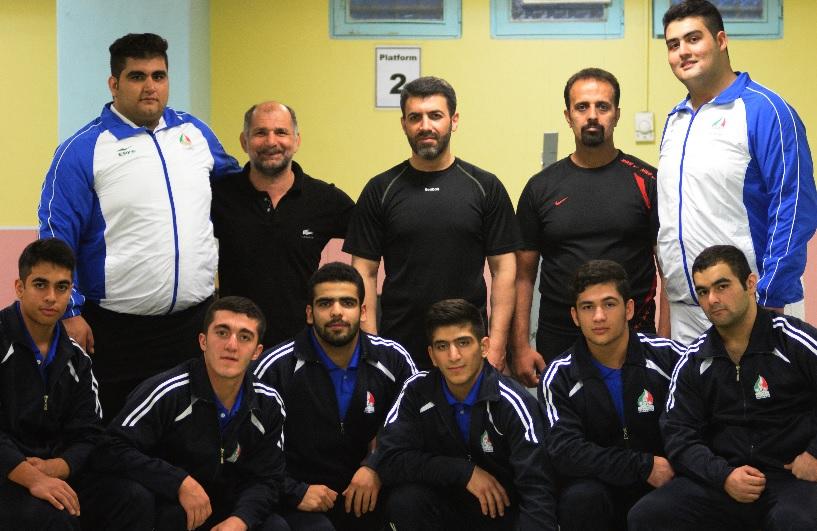 وزنه برداران نوجوان ایران در رنکینگ مدالی، سوم جهان شدند