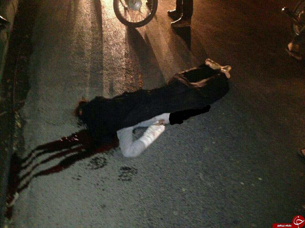 خودکشی خونین دو خواهر از روی پل!!! +تصاویر