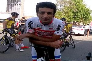 صمد پورسیدی:9 ماه حقوق نگرفته ام/مسئولان به رشته پر مدال دوچرخه سواری توجه نمی کنند