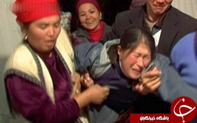 عروس دزدی،سنت جنجالی مردان قرقیزستان + عکس