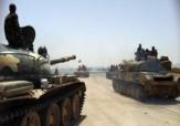 باشگاه خبرنگاران - ادامه-پیشرویهای-ارتش-سوریه-در-حومه-حلب-و-حمص-مواضع-تروریستها-هدف-قرار-گرفت