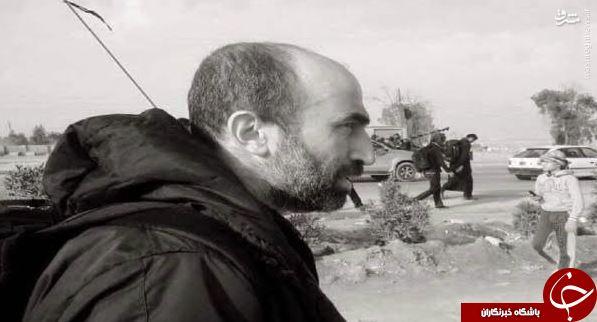 فرمانده خوش اخلاقی که کابوس تروریستها و صهیونیستها شد +عکس