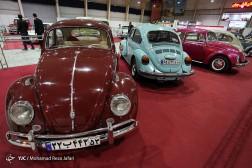 باشگاه خبرنگاران - نمایشگاه خودروهای کلاسیک در اصفهان