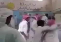باشگاه خبرنگاران - کتک کاری شدید دانش آموزان عربستانی در مدرسه + فیلم