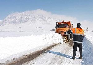 اسکان 175 اکیپ راهداری در جاده های مواصلاتی استان اردبیل