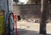باشگاه خبرنگاران - انباشت زباله در کوچه و پس کوچههای کوت عبدالله + فیلم
