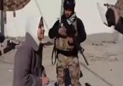 باشگاه خبرنگاران - شادمانی مادر و دختر موصلی از دیدن نیروهای ارتش + فیلم