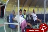باشگاه خبرنگاران - درگیری-توپ-جمع-کن-اهواز-با-بازیکنان-استقلال-فیلم