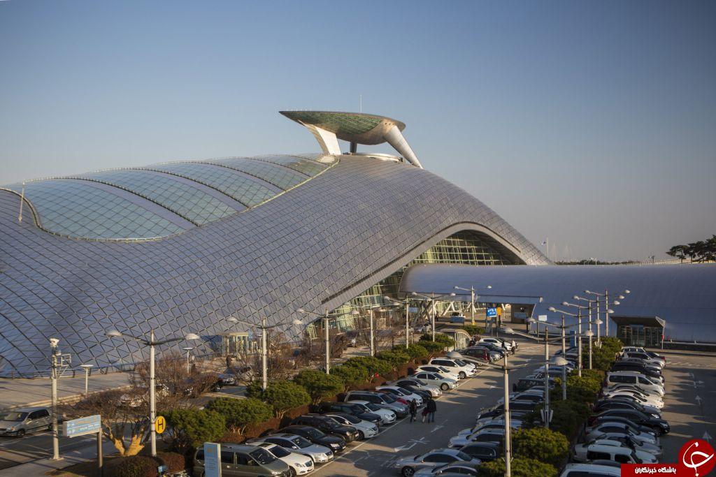 زیباترین فرودگاههای جهان +تصاویر