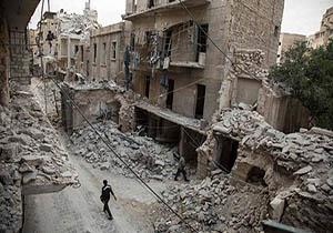 مرگ 25 عضو گروههای مسلح در حلب