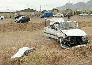 سلام بجنورد - ۶ کشته و مجروح براثر واژگونی پژو پارس