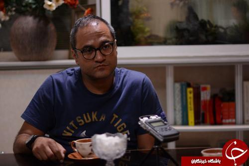 نگران تکراری شدن خندوانه نیستم/ بگذارید همه تصور کنند دورهمی و خندوانه رقابت دارند/ خندوانه موهایم را سفید کرد