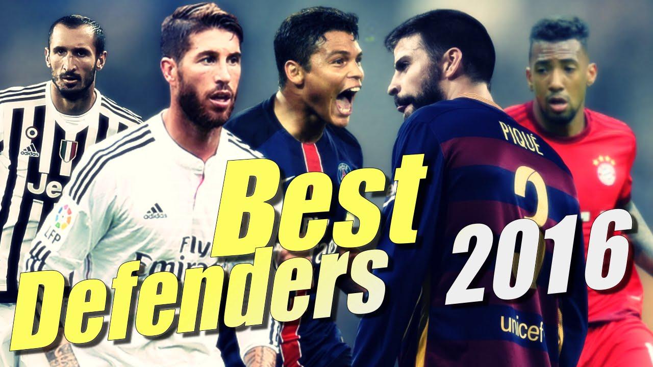 مدافعان برتر فوتبال جهان معرفی شدند