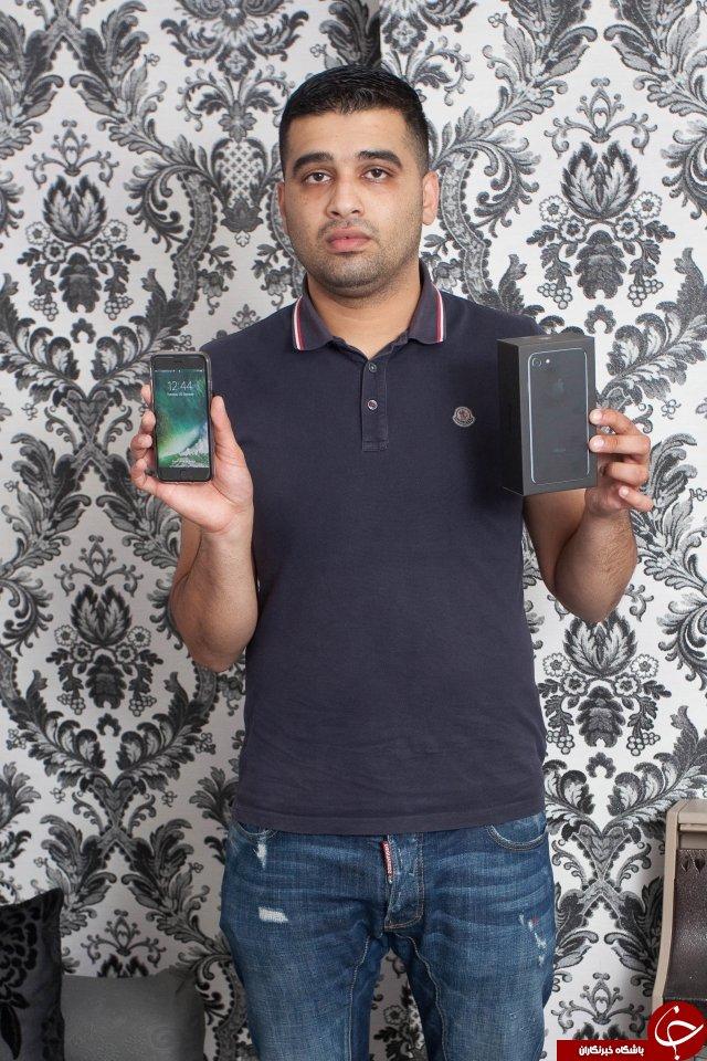 اپل کاربر عراقی آیفون را با صدام حسین اشتباه گرفت+عکس/////////////در حال تکمیل