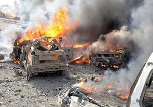 ۱۸ کشته و مجروح در انفجار خودروی بمب گذاری شده در بنغازی