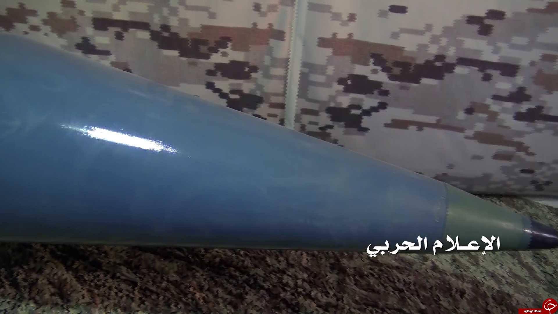 کدام موشک انصارالله مهمان آسمان جده شد + تصاویر
