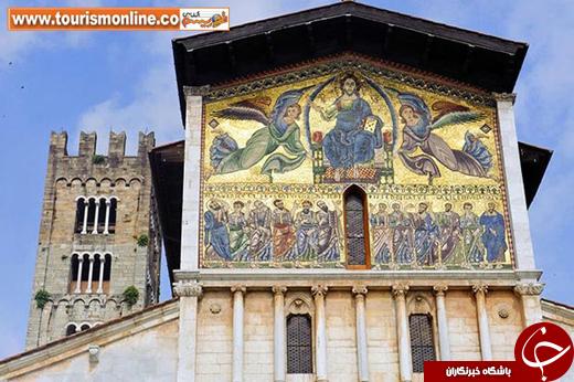 عکس/ بناهای دوره رنسانس در این شهر زیبای ایتالیا