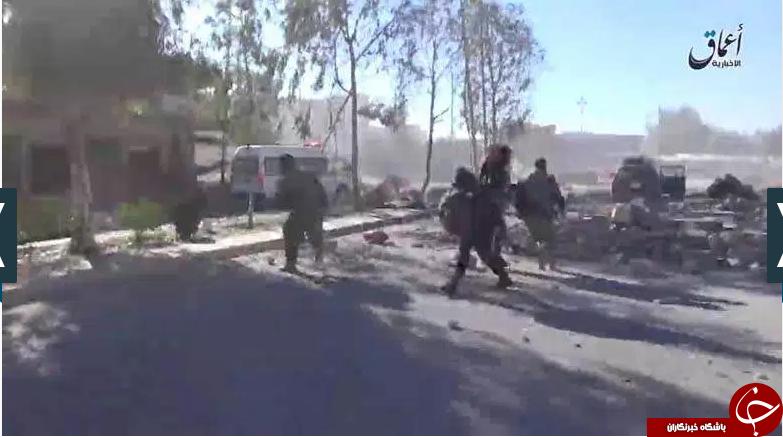 رونمایی داعش از فجایع آمریکا+ تصاویر (18+)
