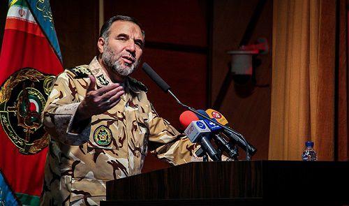 فرمانده جدید نیروی زمینی ارتش را بهتر بشناسیم + تصاویر