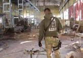 باشگاه خبرنگاران - کشف دو کارخانه ساخت تسلیحات داعش در عراق + فیلم