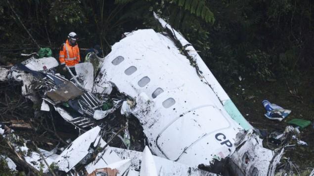 علت سقوط هواپیمای بازیکنان برزیل مشخص شد