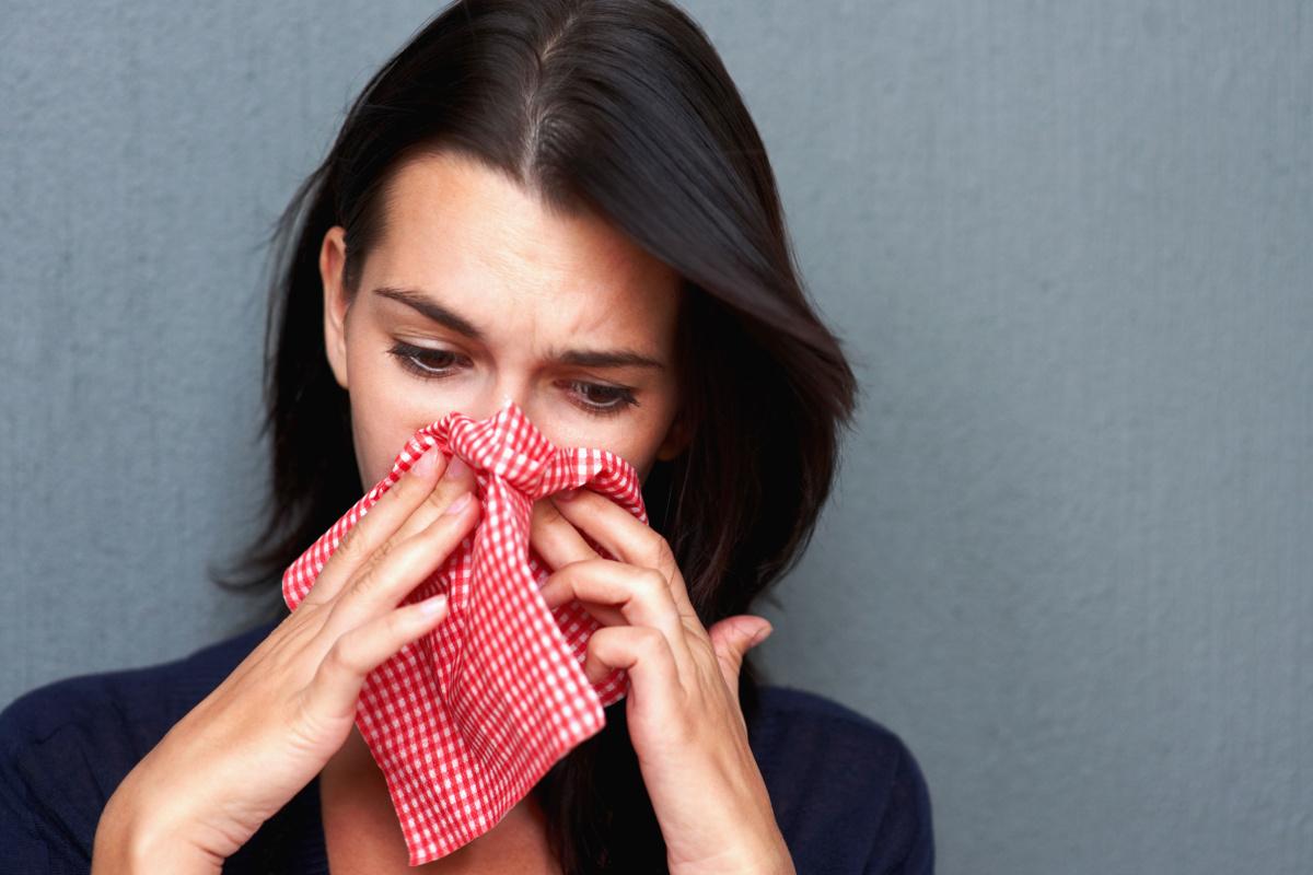 درمان آلرژی فصلی با روشهای خانگی و گیاهی+توصیه ها