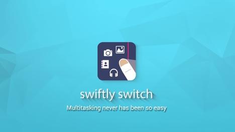دانلود Swiftly switch – Pro  – سوییچ سریع بین اپلیکیشن ها اندروید