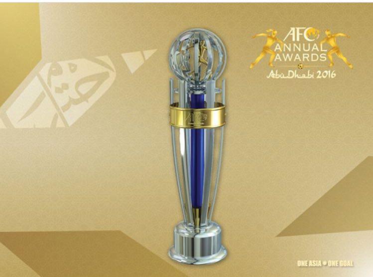 آغاز مراسم اهدای جوایز سالیانه کنفدراسیون فوتبال آسیا