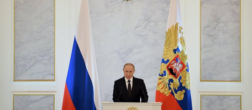 پوتین چشم انداز جدید سیاست خارجی روسیه را تصویب کرد