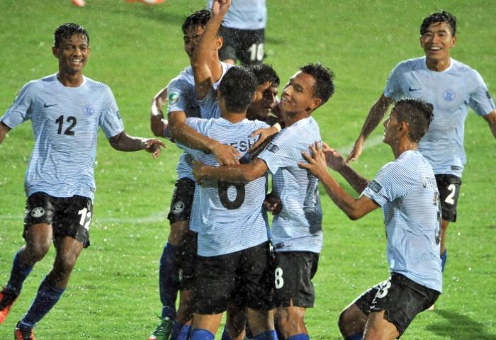 لحظه به لحظه با مراسم برترین های فوتبال آسیا