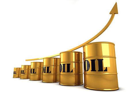 قیمت نفت کماکان در مدار افزایش/نفت برنت در مرز 55 دلار