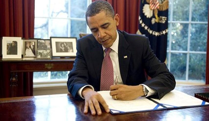 رویترز: اوباما مصوبه تمدید تحریمهای ایران را امضا خواهد کرد