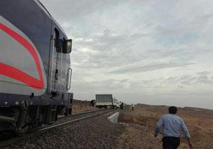 جلوگیری از بروز حادثه در مسیر راهآهن بندرعباس به تهران + فیلم