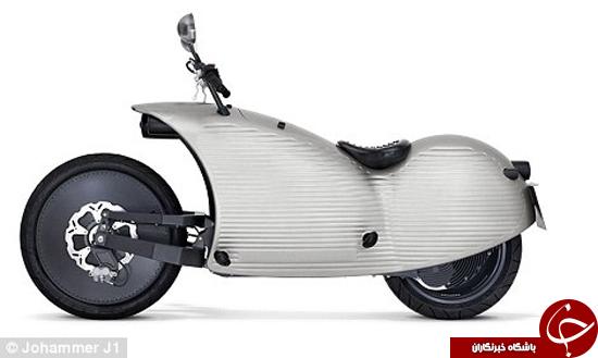 با موتورسیکلتهای آینده آشنا شوید +تصاویر