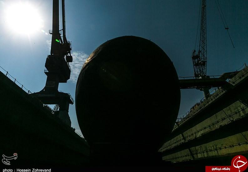 ماجرای خواندنی تعمیر اساسی زیردریایی روسیه توسط متخصصان ایرانی