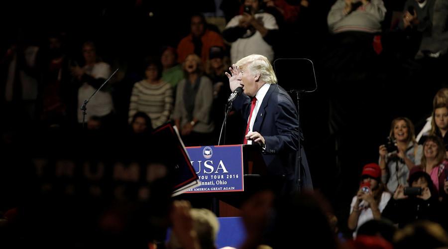 ترامپ: آمریکا سیاست سرنگونی حکومتها را متوقف میکند/ هدف ما برقراری ثبات است!