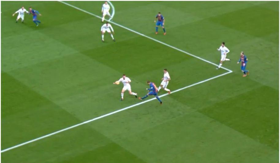 بارسلونا 0 - رئال مادرید 0