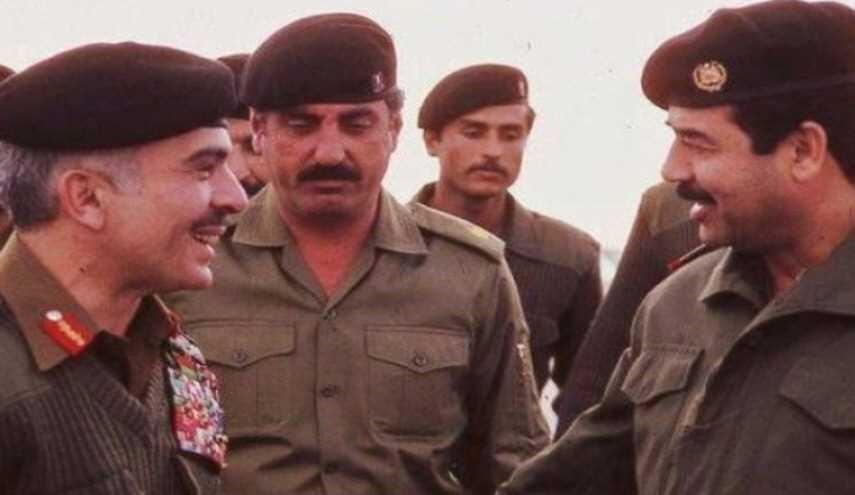 راز دیدار شاه اردن با صدام 2روز قبل از حمله به کویت