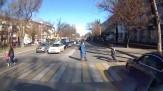 باشگاه خبرنگاران - ویدئوی وحشتناک تصادف پسر خردسال با خودرو +فیلم