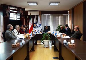 باشگاه خبرنگاران -برگزاری جلسه هیات امنای موسسه رسانههای تصویری